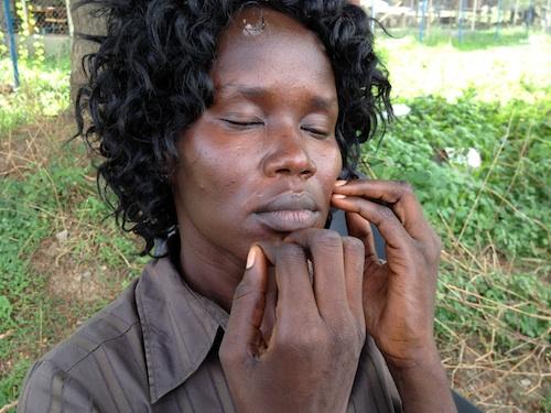 Nyabika in Soth Sudan