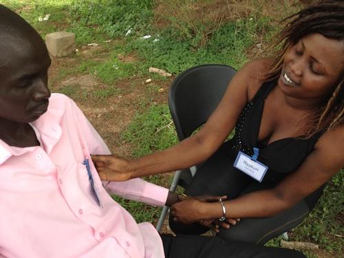 TTT Nyakun in Soth Sudan