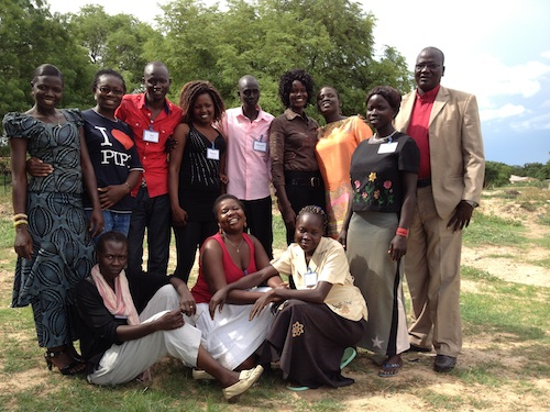 TTT Pioneers Group in Souty Sudan