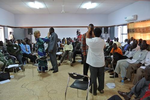 TTT Trainining in South Sudan