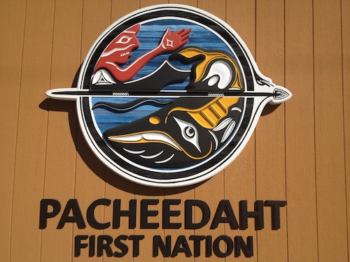 Pacheedaht First Nation Kanada