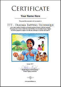 TTT Certified Example 2017